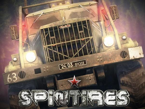 Spintires – внедорожники на российских дорогах