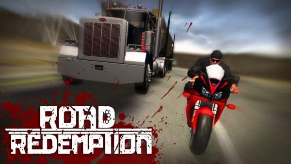 Road Redemption – мотоциклетные гонки