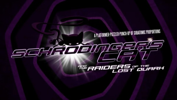 Schrodinger's Cat and the Raiders of the Lost Quark – Приключения кота Шрёдингера