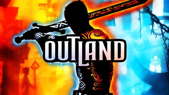 Outland (Запределье) - светофор от Housemarque