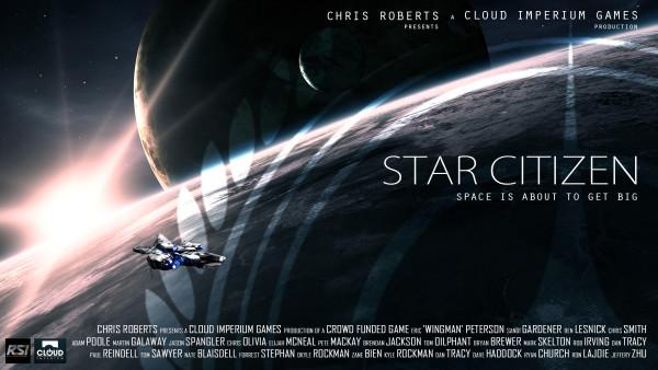 Star Citizen – звёздная жизнь в галактике