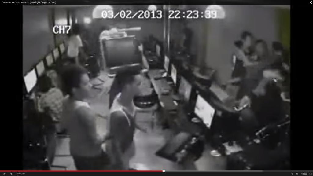 Филиппинские дотеры превратились в зверей