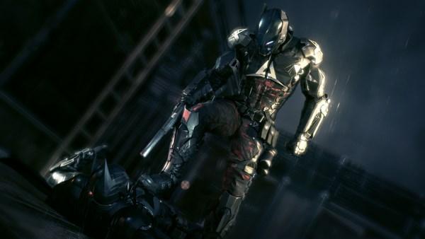 Геймлей игры The Batman: Arckham Knight