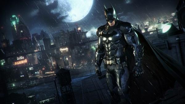 Сюжет игры The Batman: Arckham Knight