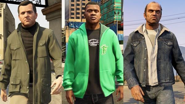 Захватывающий сюжет GTA 5: Grand Theft Auto