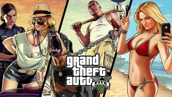 GTA 5: Grand Theft Auto – без преувеличения грандиозная игра