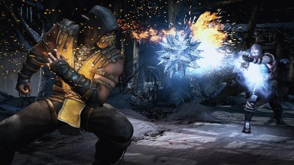 Геймплей игры Mortal Kombat X