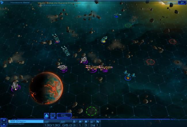 Starships и Sid Meier's теперь вместе