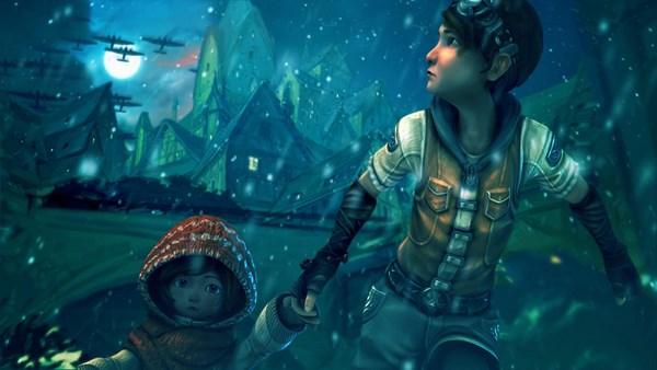 Сюжет Silence: The Whispered World 2