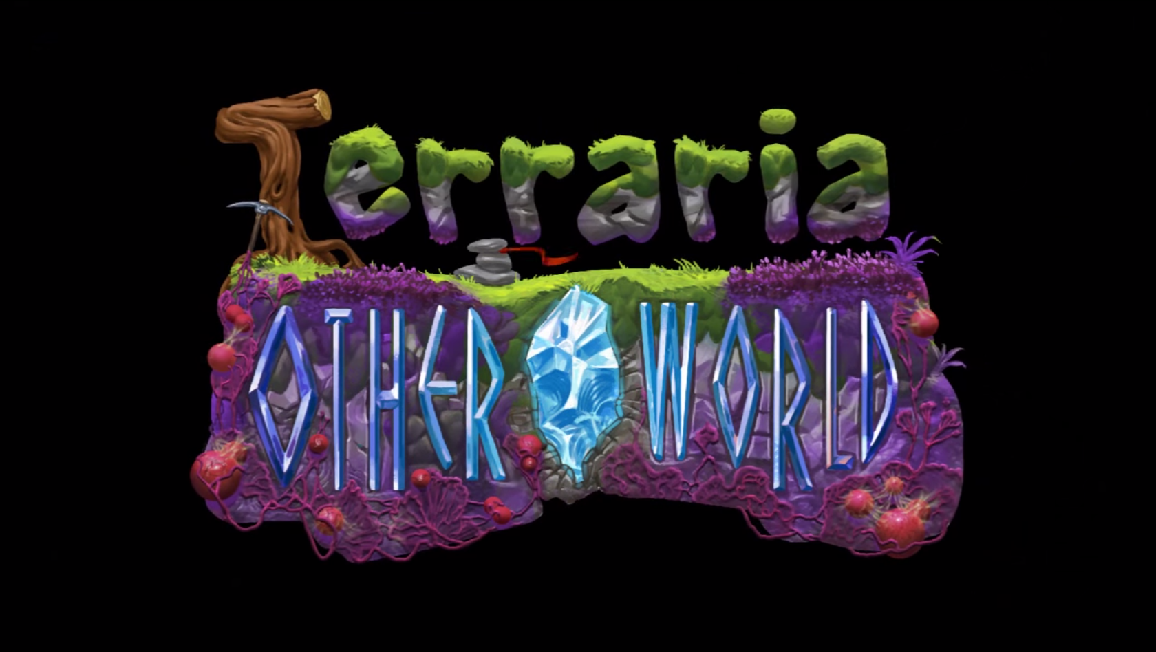 Terraria Otherworld - это не Terraria 2, но похожа