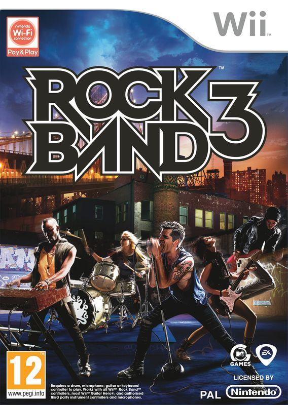 Rock Band – для любителей Guitar Hero