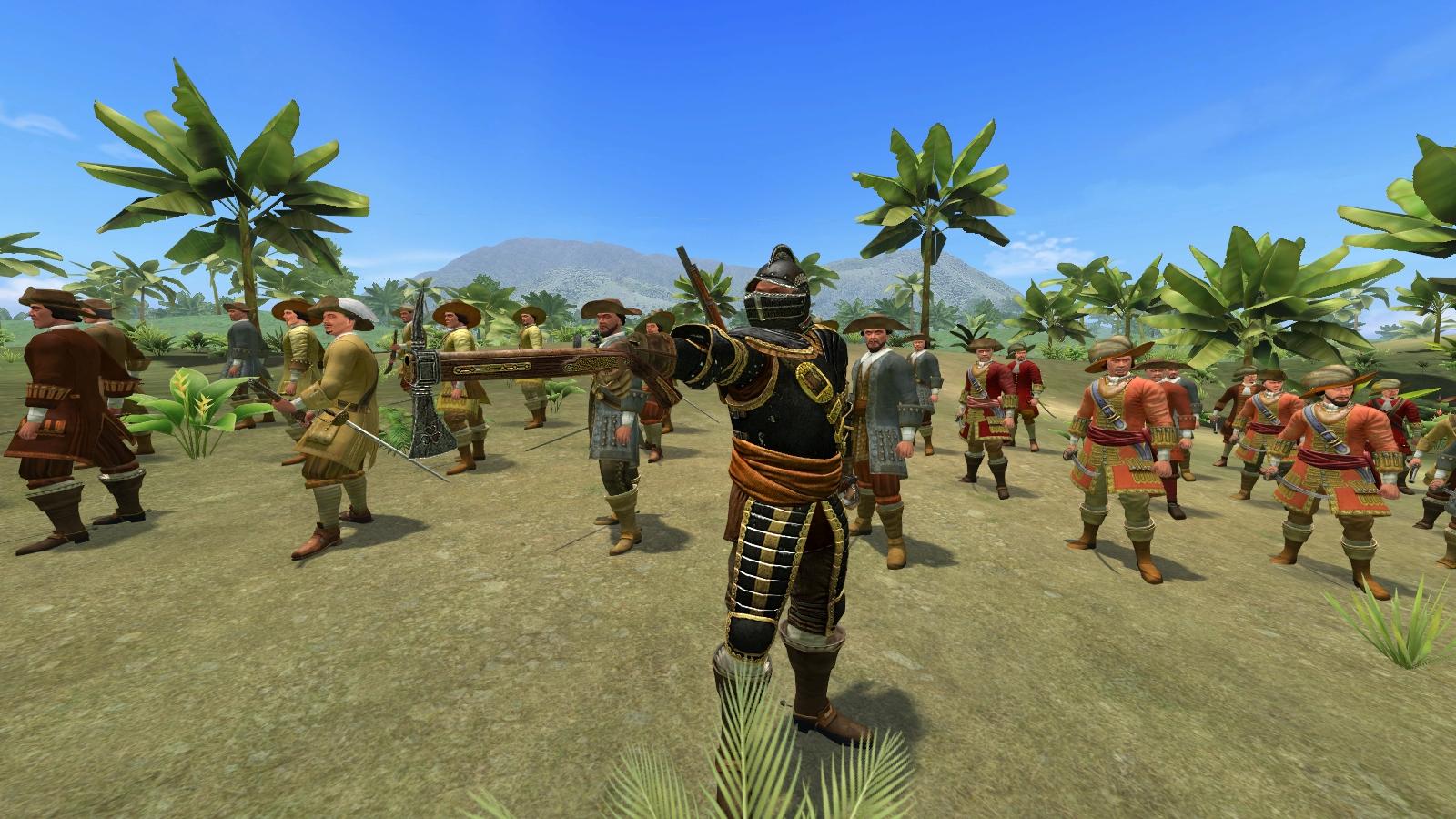 Корабли и клинки: состоялся релиз игры Caribbean!