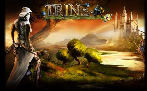 Trine - обзор