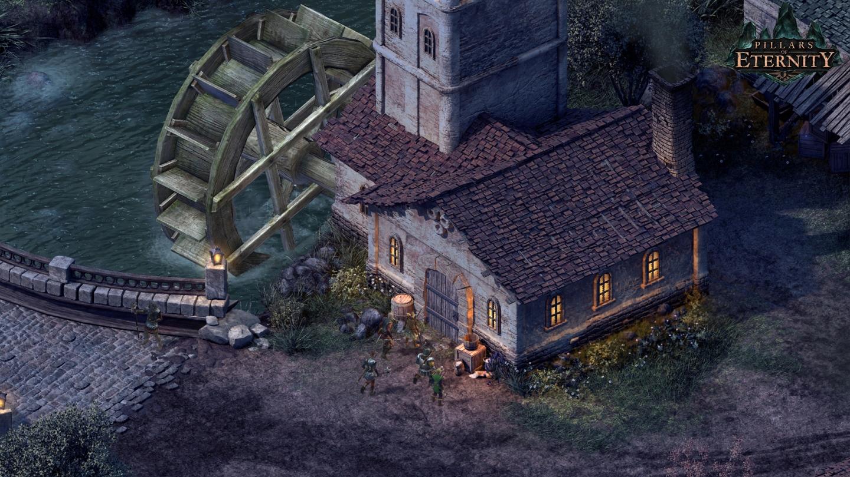 Pillars Of Eternity - достойный преемник классических RPG (обзор игры)