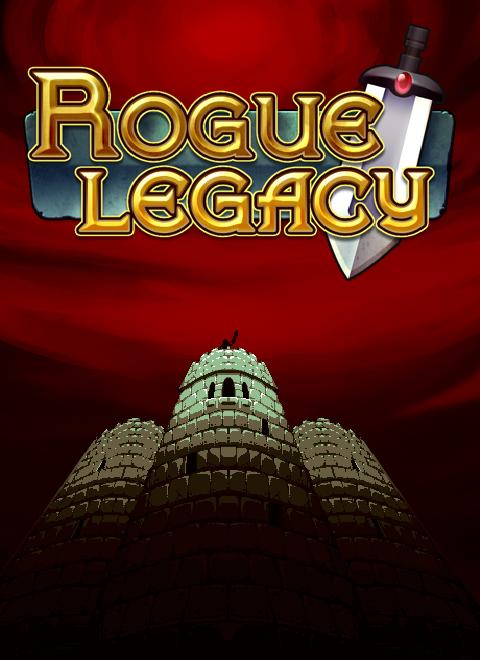Rouge Legacy - безумная семейка
