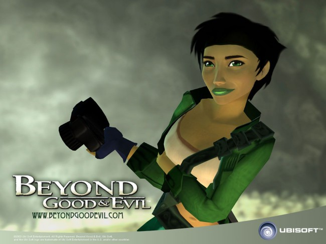 Beyond Good & Evil - обзор