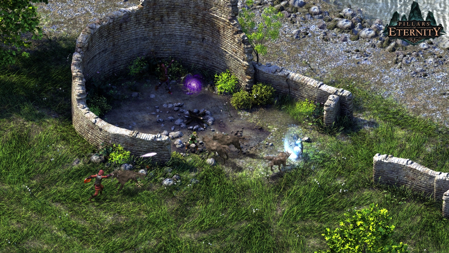 Недостатки Pillars of Eternity