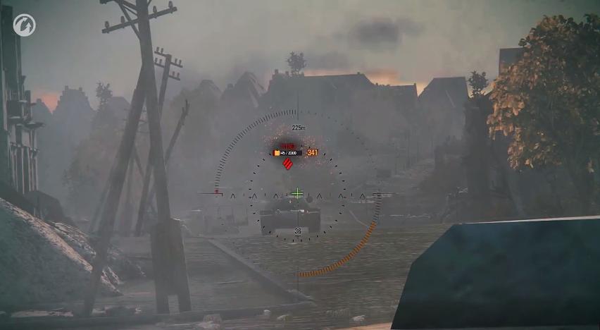 Обзор танка Lowe