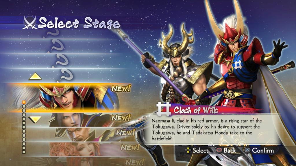 Koei Tecmo анонсировали игру Samurai Warriors 4-II