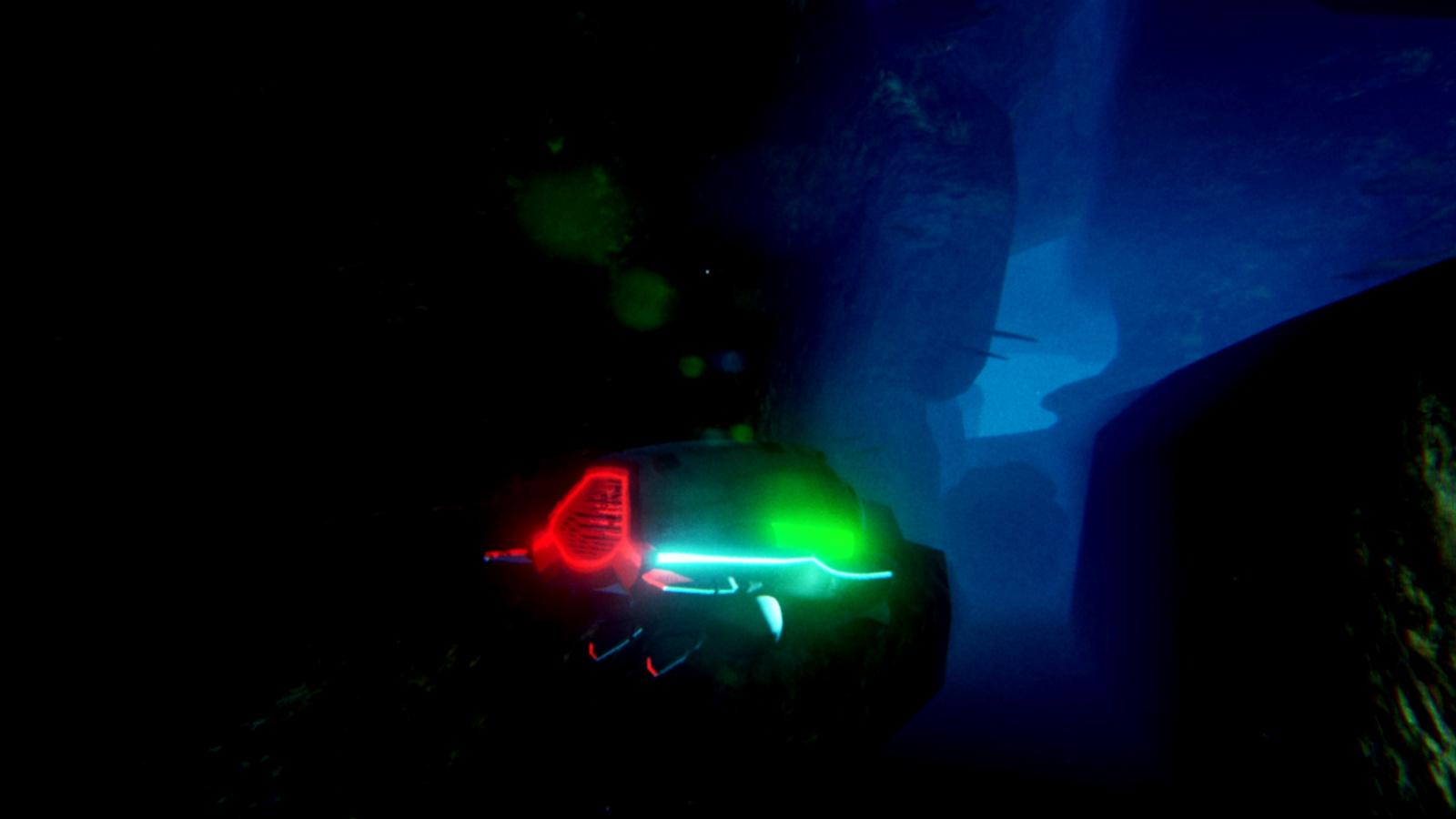 Iron Fish - скриншоты