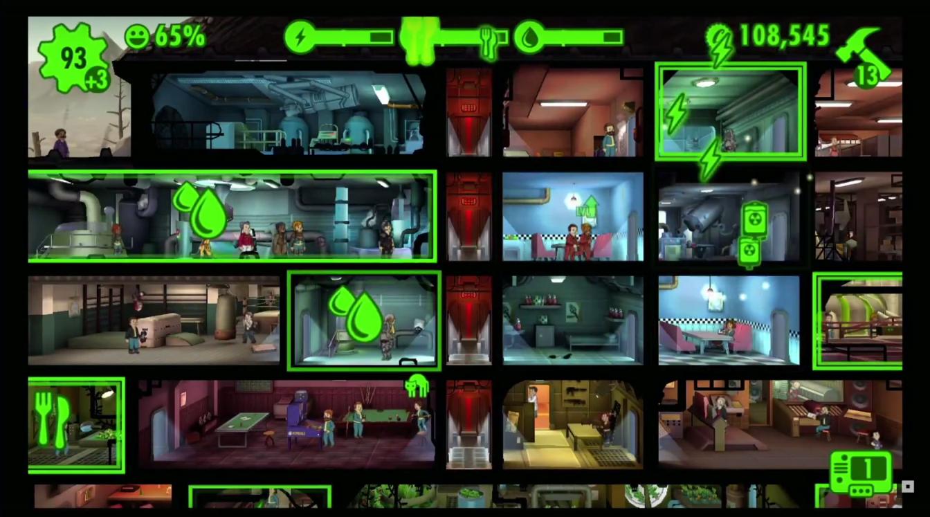 Мини-игры в Fallout 4