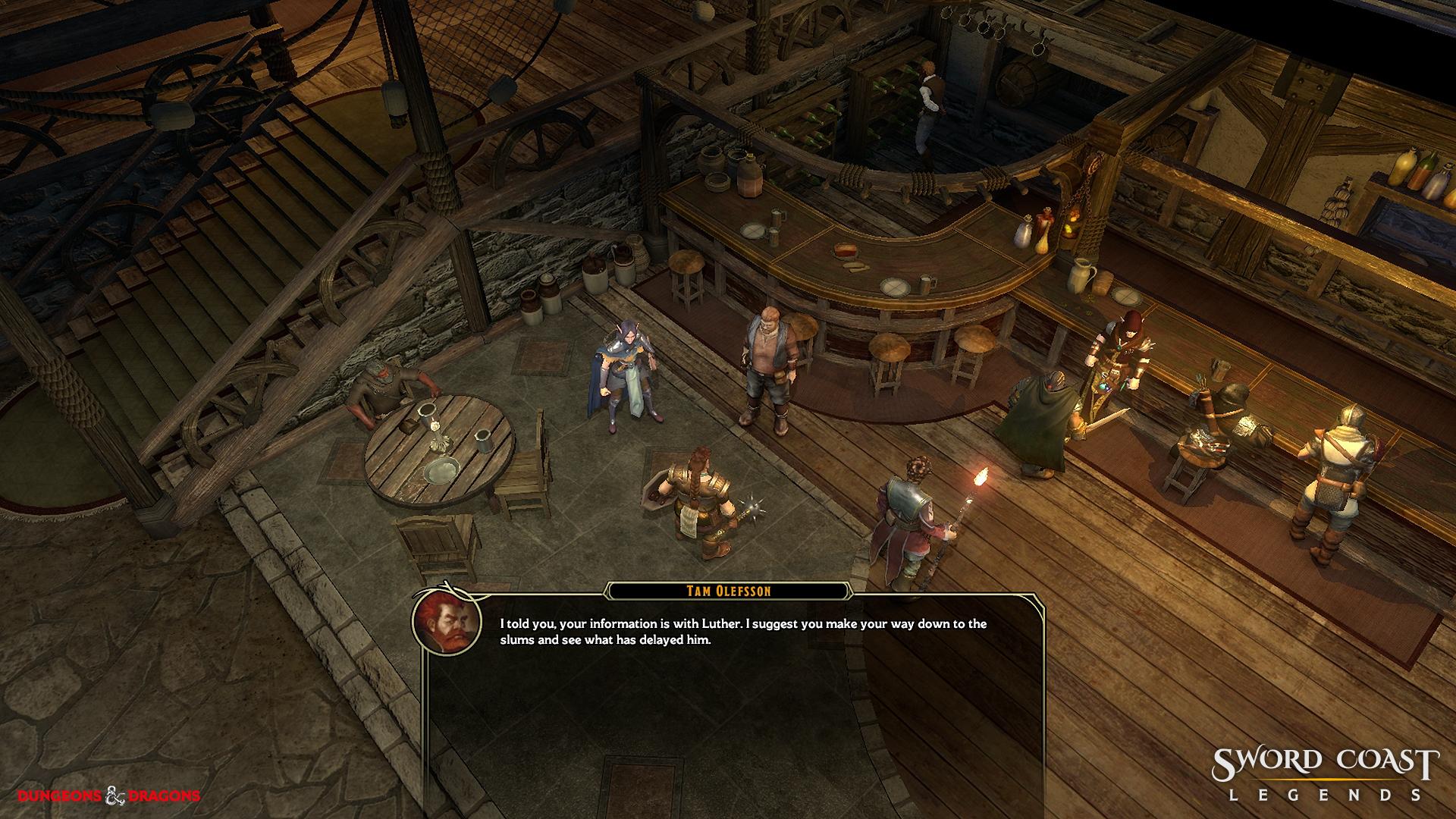 Кооперативный D&D: Sword Coast Legends выходит в сентябре