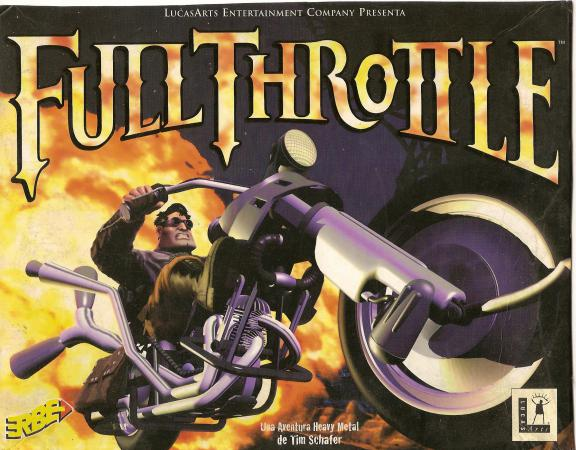 Full Throttle - Полный Газ!