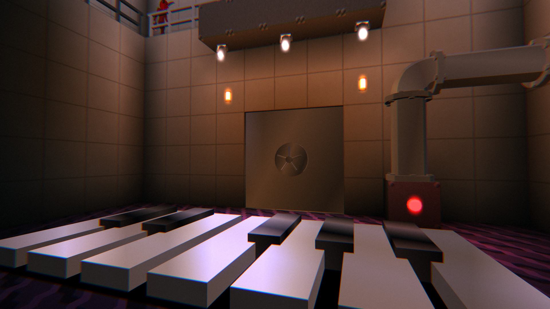 Обзор игры NEON STRUCT