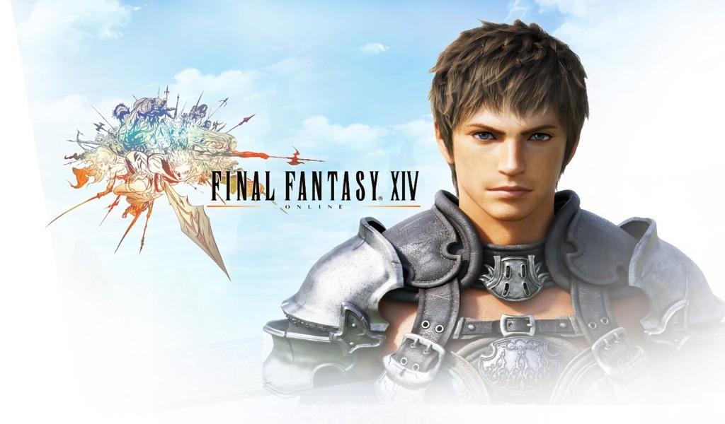 Final Fantasy XIV - непонятная MMORPG