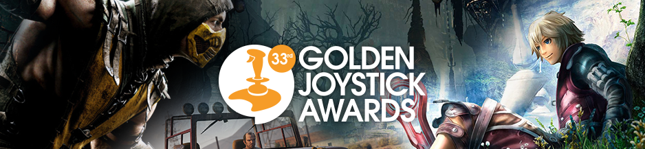 Golden Joysticks Awards 33 (2015): проголосуй и получи BioShock Infinite за 1$