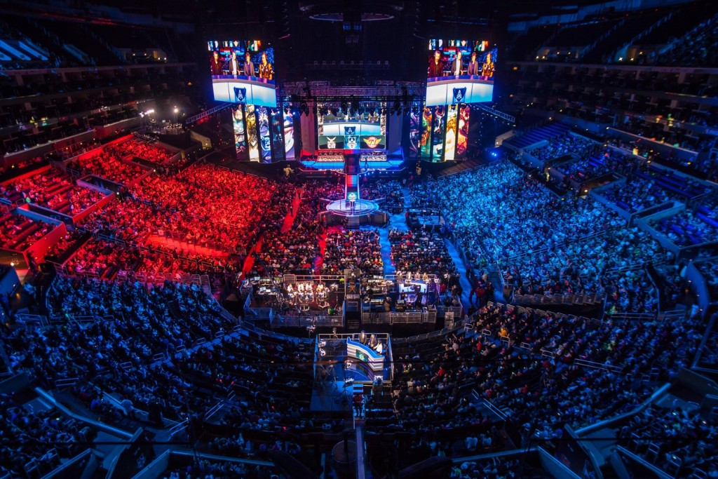 League of Legends – Чемпионат мира 2015