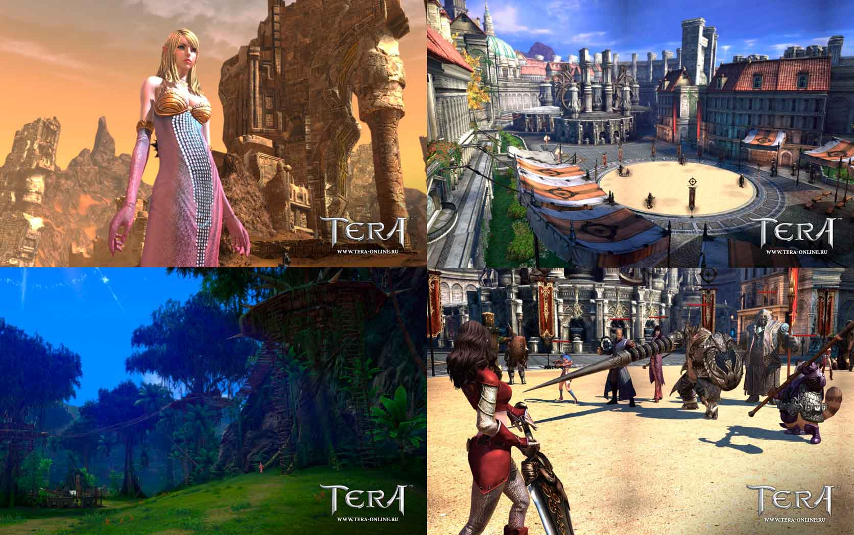 Tera Online - Тера Онлайн