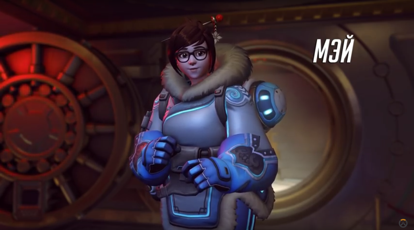 Гайд на Мэй (Mei) из Overwatch