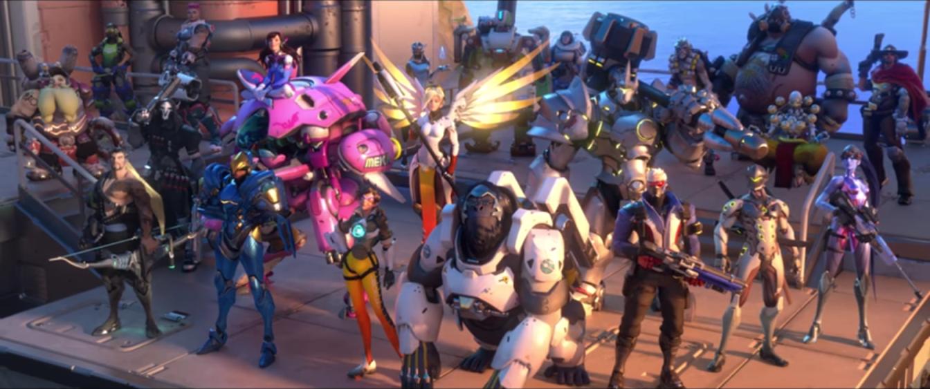 Как контрить всех героев из Overwatch