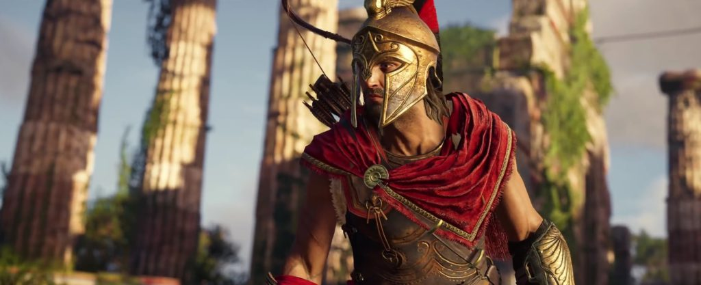 Assassin's Creed Odyssey – куча сомнительных решений Ubisoft