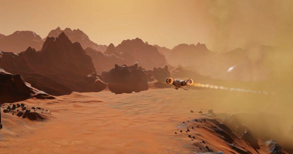 Surviving Mars – хардкорная выживалка на Марсе