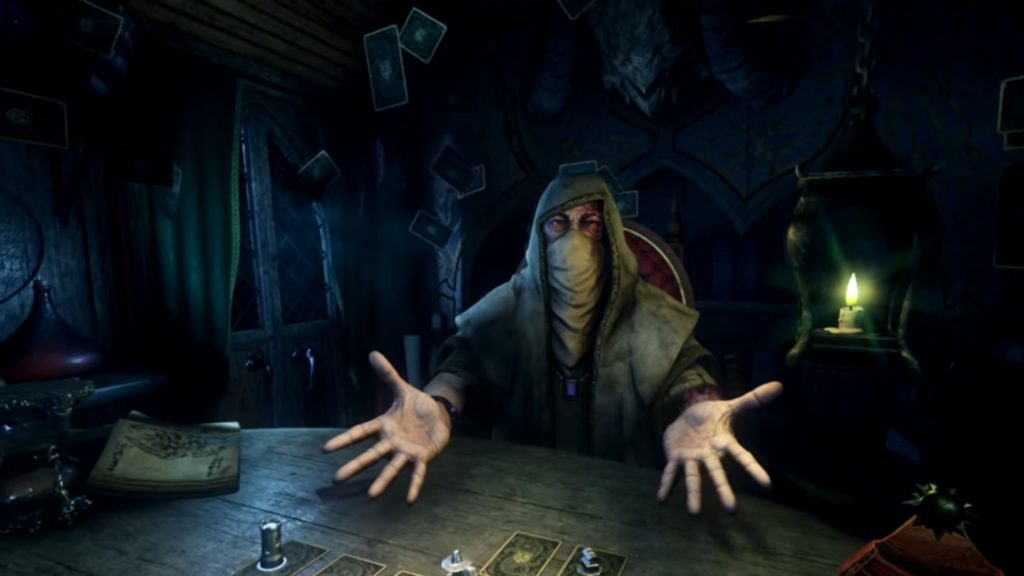 Hand of Fate 2: Outlands and Outsiders