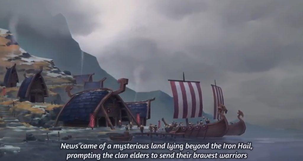 Northgard – максимально облегчённый Settlers