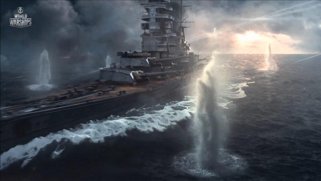 World of Warships – до 14 августа позволяет зарабатывать реальные деньги