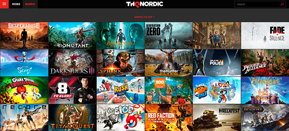 THQ Nordic покупает студии, стоящие за Wreckfest и Goat Simulator