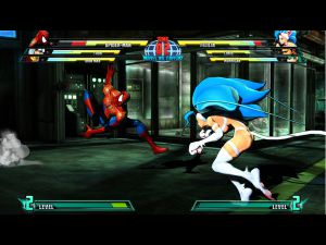 Marvel vs Capcom 3: Fate of Two Worlds игра