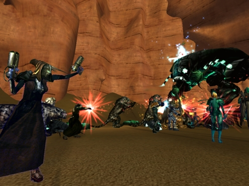 Кланы сервера Rimor одержали победу над Омни-Тек