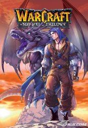 Японский комикс по мотивам World of Warcraft