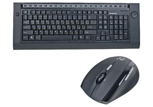 Мышка vs клавиатура