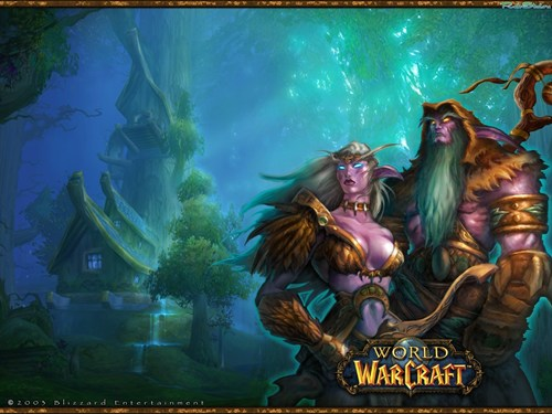 World of Warcraft - баланс в игре