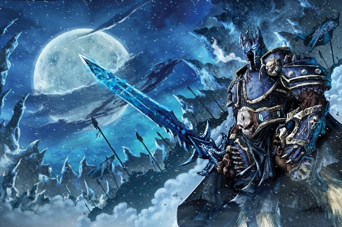 Не нравятся публикуемые Blizzard картинки? Тогда просто закрой глаза!