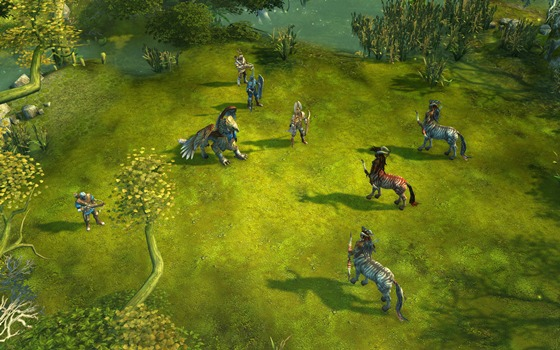 Геймплей Heroes of Might and Magic VI