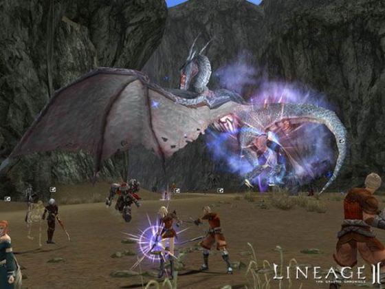 Скрины из игры Lineage 2