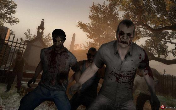 Картинки из Left 4 Dead 2