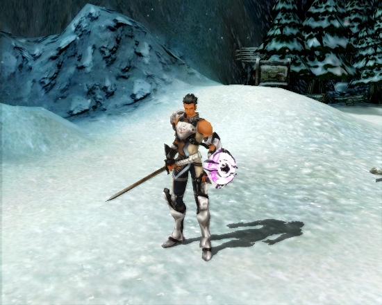 Скриншот из игры Кабал Онлайн